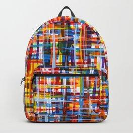Tangled Strings Backpack