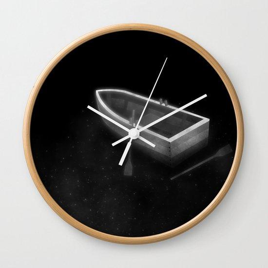 Annan Water Wall Clock