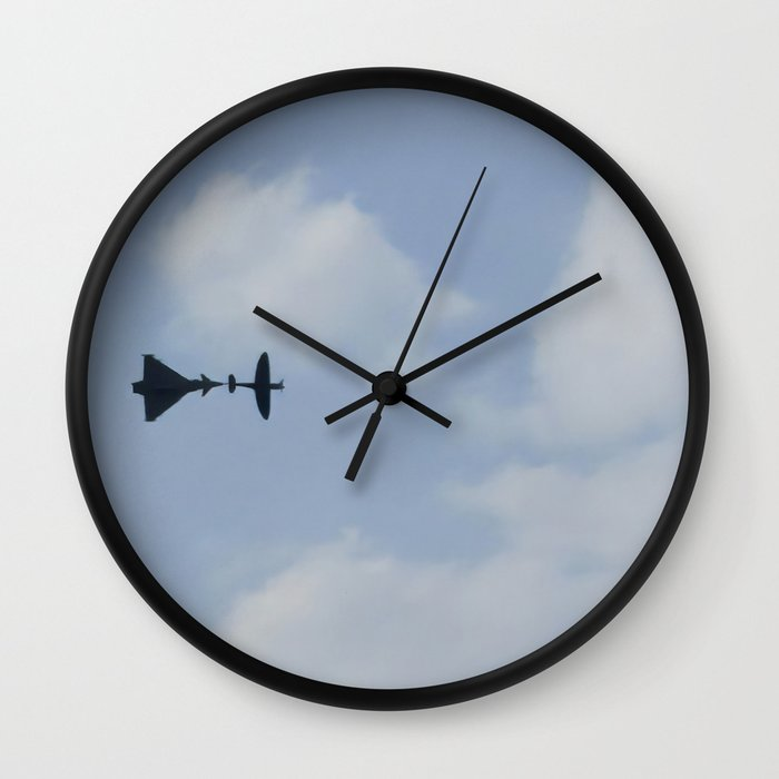 Air Plane Wall Clock