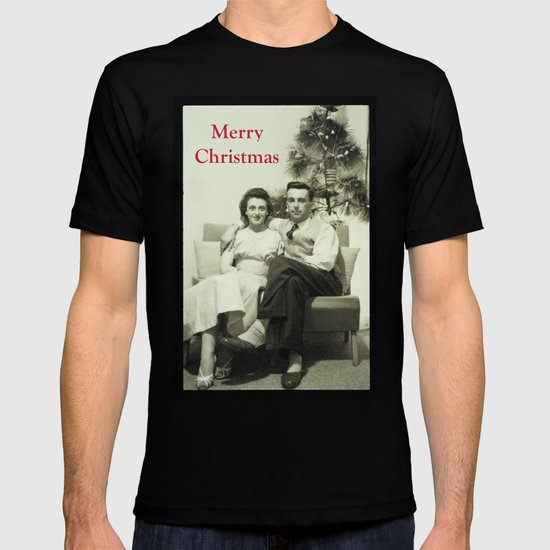 Merry Christmas from us to you, from past to present T-shirt