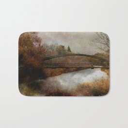 An Autumn Day Bath Mat