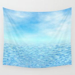 Sea of Serenity Wall Tapestry