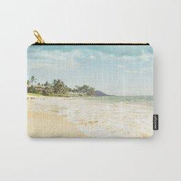 Polo Beach Maui Hawaii Carry-All Pouch