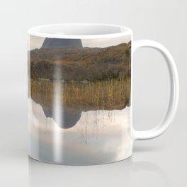 Suilven and Canisp Sunrise Coffee Mug