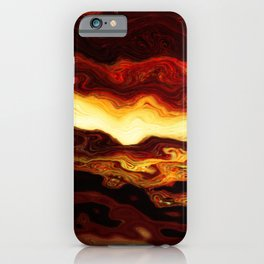 Molten iPhone Case