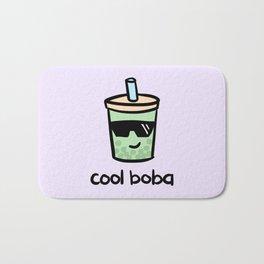 Cool Boba Bath Mat