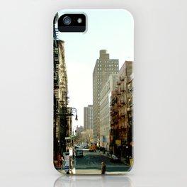 Midtown III iPhone Case