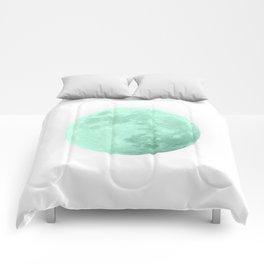 TEAL MOON Comforters