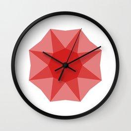 Starburst 1 Wall Clock