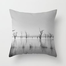 Nature's Sympathy Throw Pillow