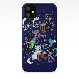 Mambo Kitties iPhone Case