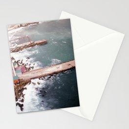 Cold Dark Sea Stationery Cards