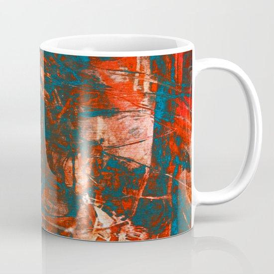 His Eyes In My Gaze Mug