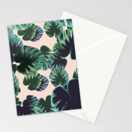 Monstera t(w)oo Stationery Cards