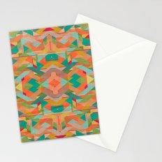 Aztek Pattern Stationery Cards