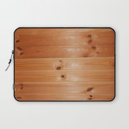 Bath sauna is steamied in a wooden house Laptop Sleeve