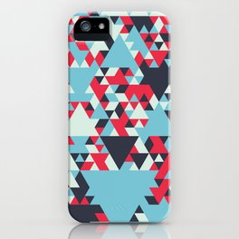 Fractal Mess iPhone Case