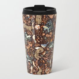 the tortoise and the hare Travel Mug