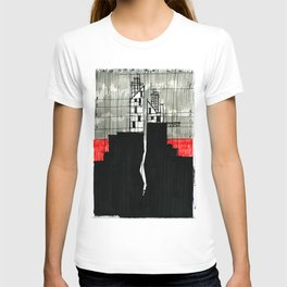 Imaginary architectures #16 T-shirt