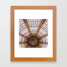 Under the Dome Framed Art Print