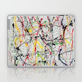 colored chaos Laptop & iPad Skin