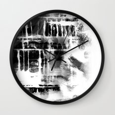aftershock Wall Clock