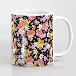 Floral Haze Coffee Mug