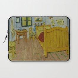 Van Gogh Bedroom in Arles Laptop Sleeve