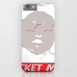 Rocket Man Kim Jong Un iPhone Case