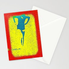 Woman Emerging (i) Stationery Cards