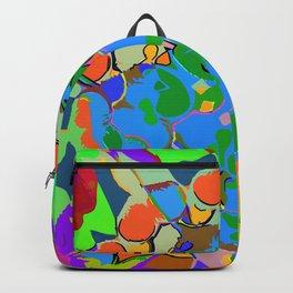 Stroll In A City Garden Backpack