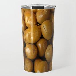Green Olives Travel Mug