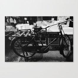 Tsukiji VI Canvas Print