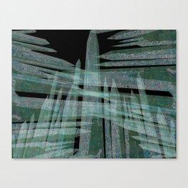 Moon Quartz Canvas Print