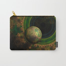 TikTok's Four-Dimensional Steampunk Time Contraption Carry-All Pouch