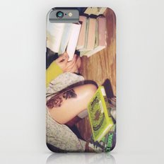 Bookish 04 Slim Case iPhone 6s