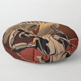 Propaganda Series 4 Floor Pillow