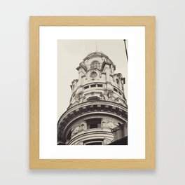 Buenos Aires...Lost In Framed Art Print