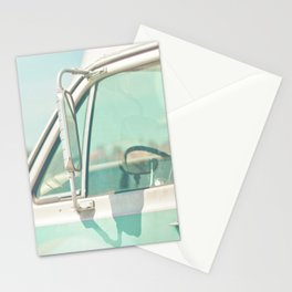 Retro Drive Stationery Cards