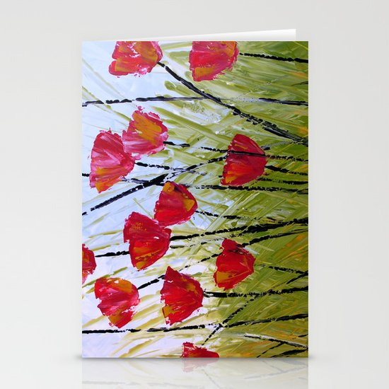 Little Reds Stationery Cards