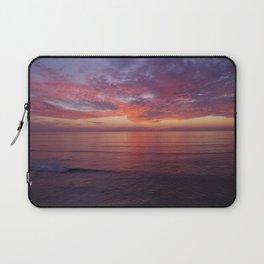 Gorgeous Sunset in La Jolla Laptop Sleeve