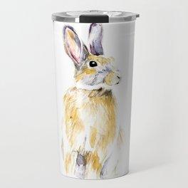Hare Bunny Travel Mug