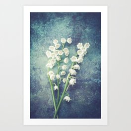 Lily Of The Valley II Art Print