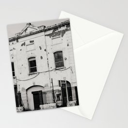 Abandoned Building Stationery Cards