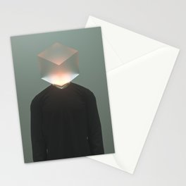 Hexahedron Stationery Cards