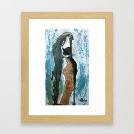 See Me, All of Me 01 Framed Art Print