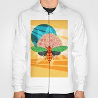 - sun power bee - Hoody