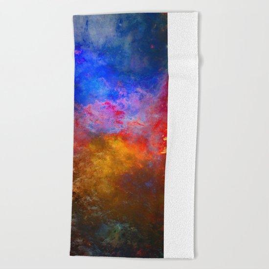 β Pollux Beach Towel