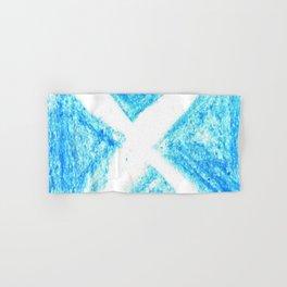 flag of scotland 7– scotland,scot,scottish,Glasgow,Edinburgh,Aberdeen,dundee,uk,cletic,celts,Gaelic Hand & Bath Towel