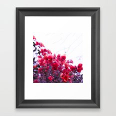 Touch of Love Framed Art Print